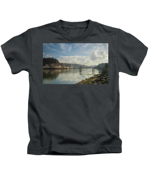 The Journey Into Porto Kids T-Shirt