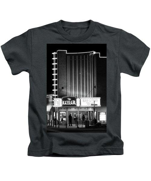 The Kessler V2 091516 Bw Kids T-Shirt