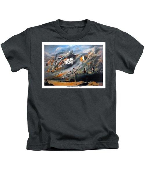 The Last Rebellion  1916 Kids T-Shirt