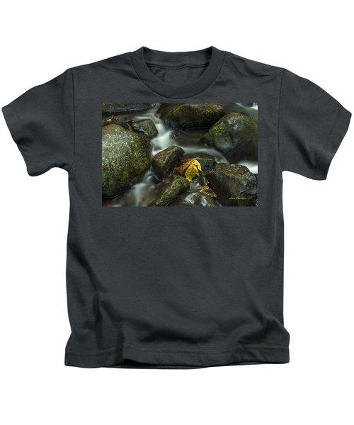 The Leaf Signed Kids T-Shirt