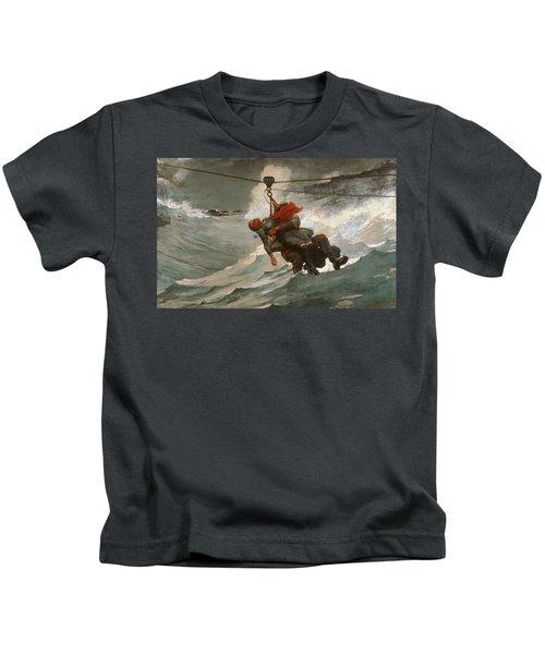 The Life Line Kids T-Shirt