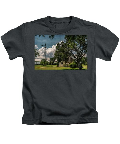 The Little Winery In Stonewall Kids T-Shirt