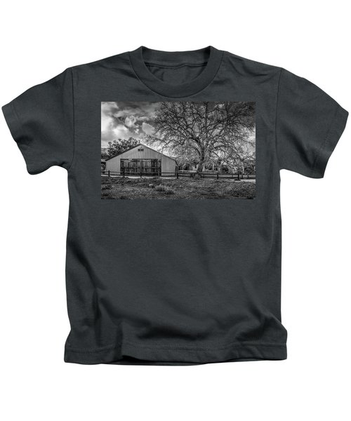 The Livery Stable And Oak Kids T-Shirt