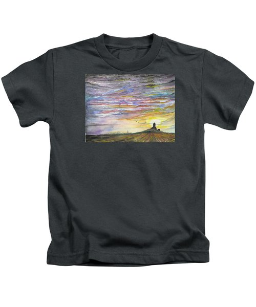 The Living Sky Kids T-Shirt
