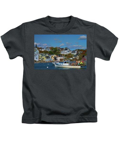 The Lobsterman's Shop Kids T-Shirt