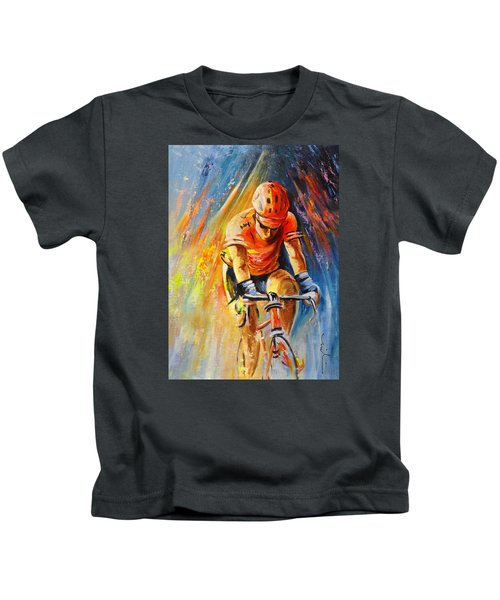The Lonesome Rider Kids T-Shirt