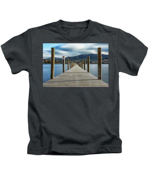 The Long Walk Kids T-Shirt