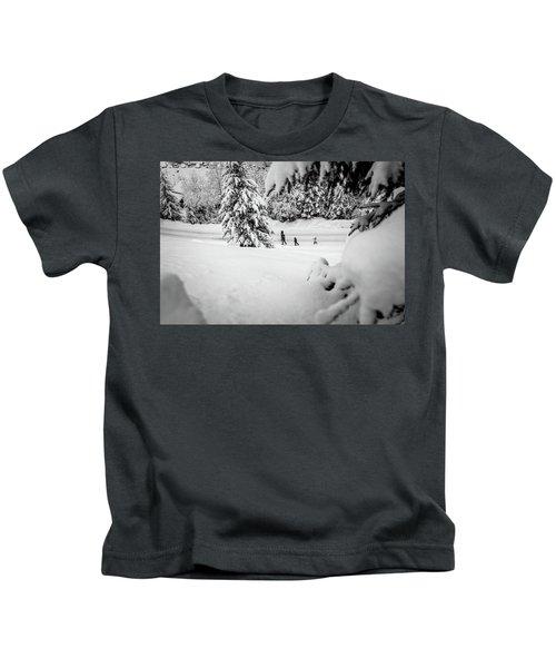 The Long Walk- Kids T-Shirt