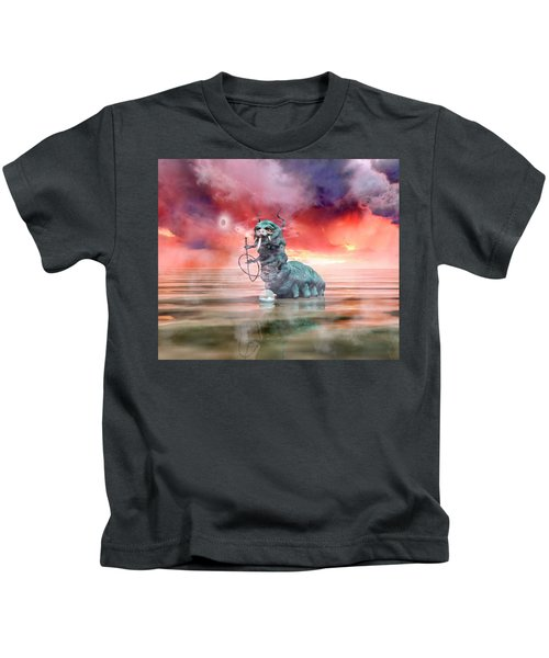 The Madness Of It All Kids T-Shirt
