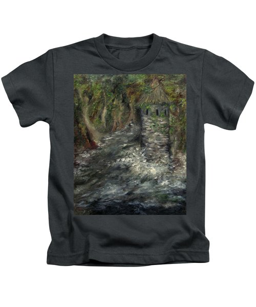 The Mage's Tower Kids T-Shirt