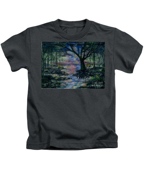 The Magic Hour Kids T-Shirt