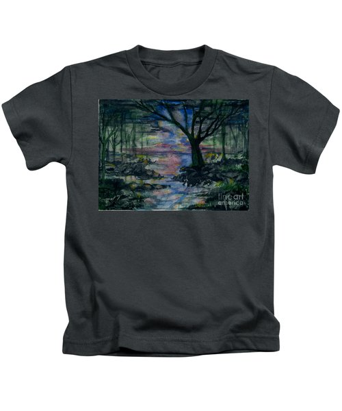 The Magic Hour Kids T-Shirt