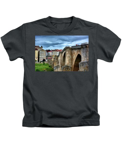 The Majestic Ponte Vella Kids T-Shirt