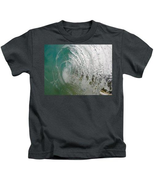 The Massive Backwash Barrel  Kids T-Shirt