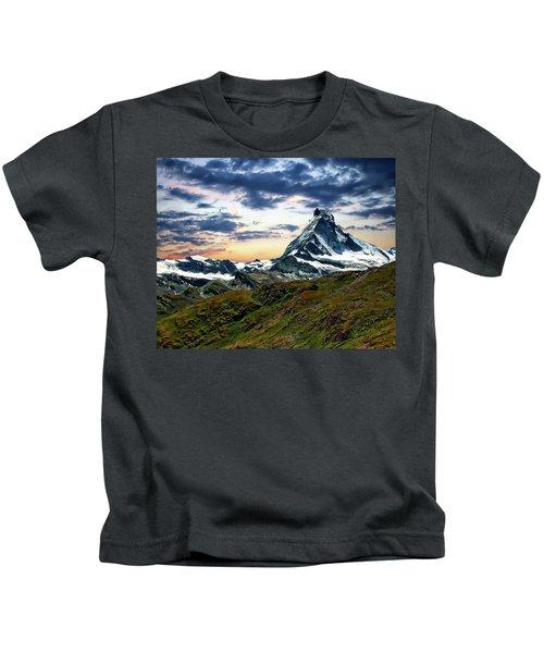 The Matterhorn Kids T-Shirt
