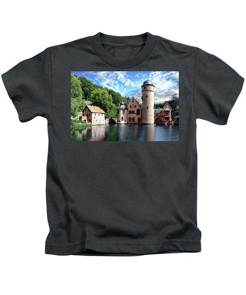 The Mespelbrunn Castle Kids T-Shirt