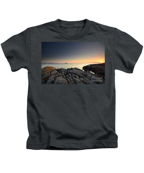 The Midnight Sun Kids T-Shirt