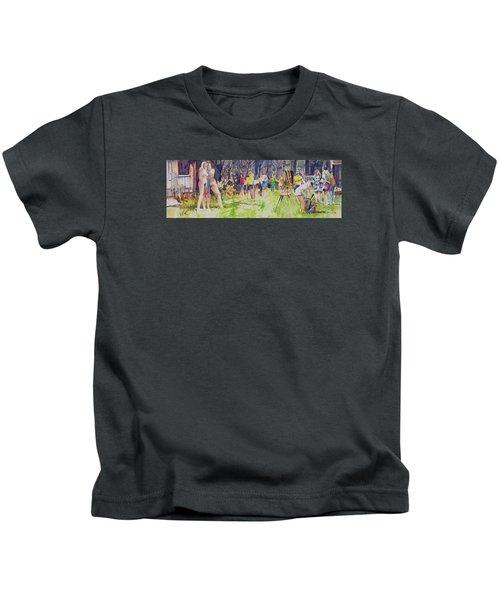 The Models  Kids T-Shirt