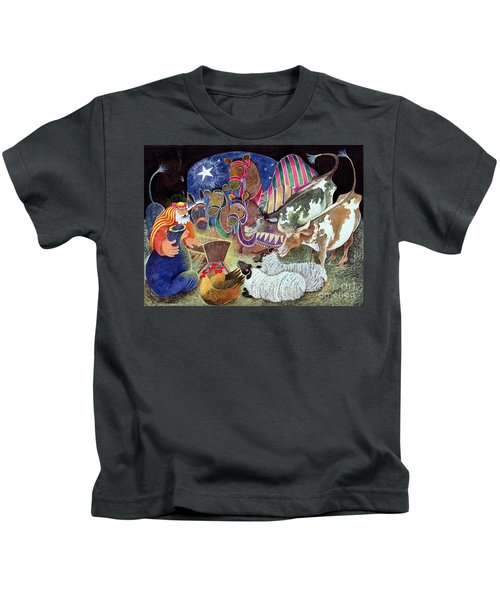 The Nativity Kids T-Shirt