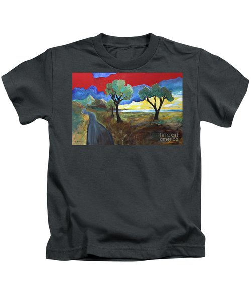 The New Road Kids T-Shirt