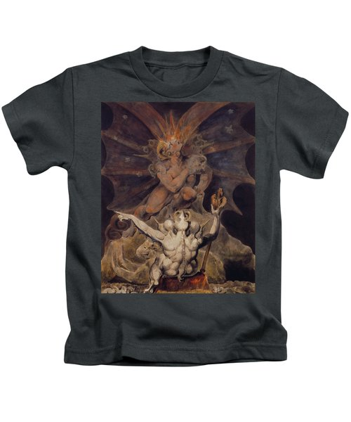 The Number Of The Beast Is 666 Kids T-Shirt