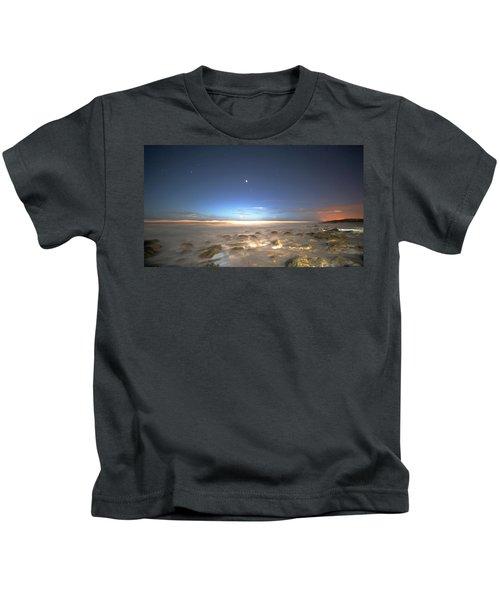 The Ocean Desert Kids T-Shirt