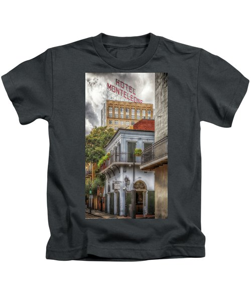 The Old Absinthe House Kids T-Shirt