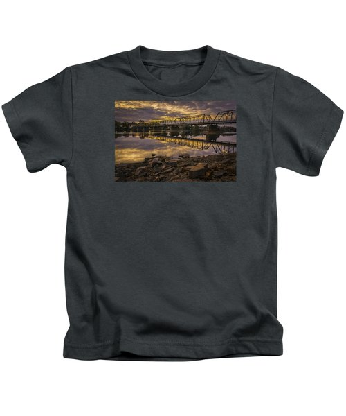 Underwater Bridge Kids T-Shirt