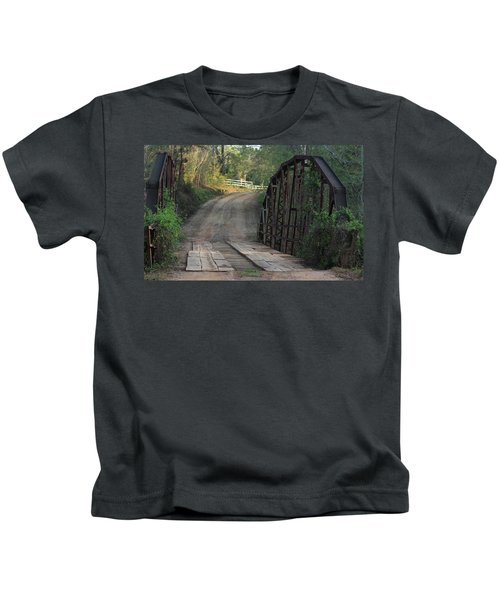 The Old Country Bridge Kids T-Shirt