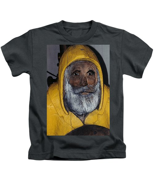 The Old Man And The Sea Kids T-Shirt