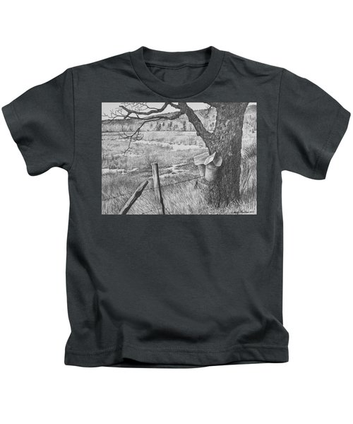 The Old Maple Kids T-Shirt