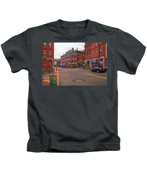 The Old Port 14477 Kids T-Shirt