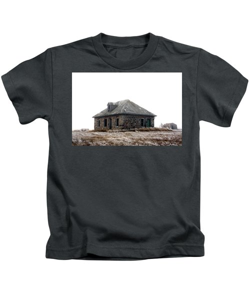 The Old Stone House Kids T-Shirt