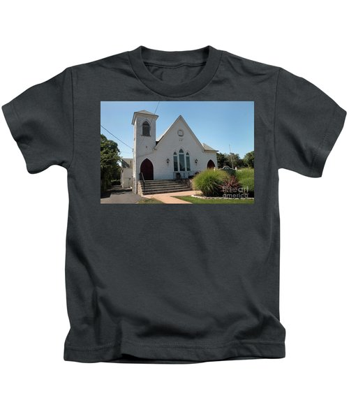 The Patchogue Seventh Day Adventist Church Kids T-Shirt
