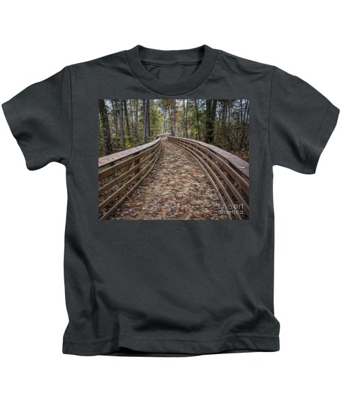 The Path That Leads Kids T-Shirt