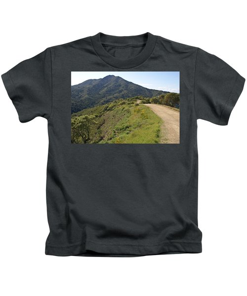 The Path To Tamalpais Kids T-Shirt