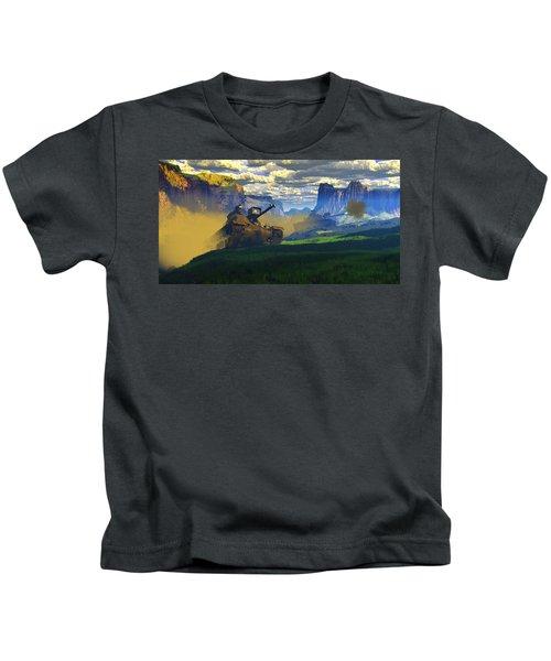 The Patton Effect Kids T-Shirt
