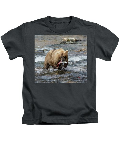 The Perfect Catch Kids T-Shirt