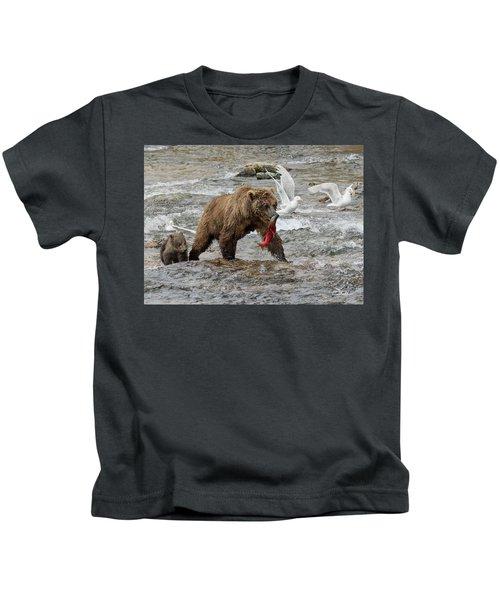 The Plight Of The Sockeye Kids T-Shirt