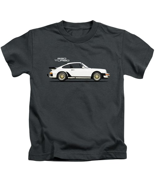The Porsche 911 Turbo Kids T-Shirt