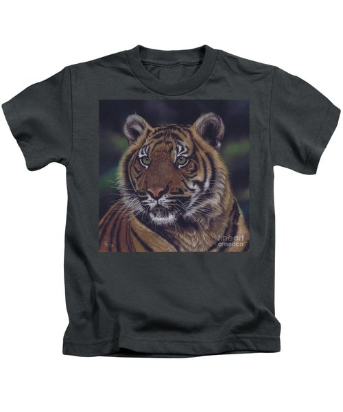 The Prince Of The Jungle Kids T-Shirt