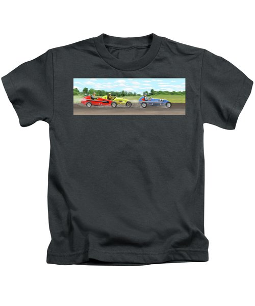 The Racers Kids T-Shirt