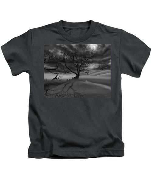 The Raven's Night Kids T-Shirt