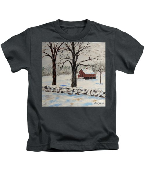The Red Barn Kids T-Shirt