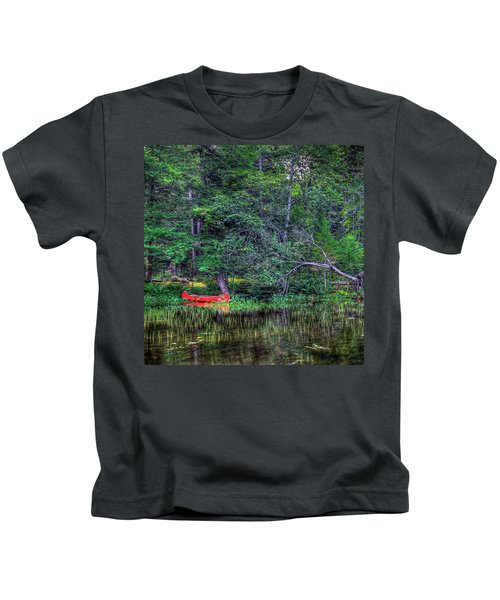The Red Canoe Kids T-Shirt