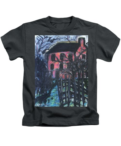 The Red House Kids T-Shirt