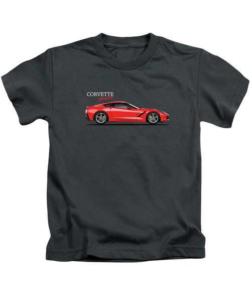 The Red Vette Kids T-Shirt