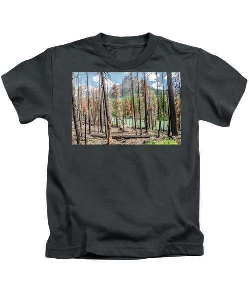 The Revealed View Kids T-Shirt