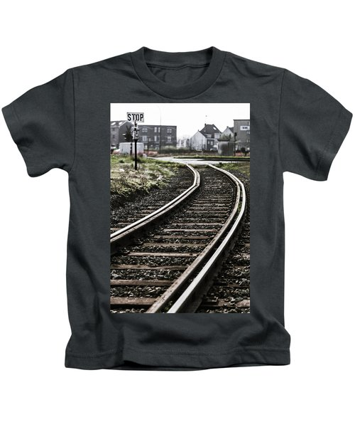 The Right Track? Kids T-Shirt