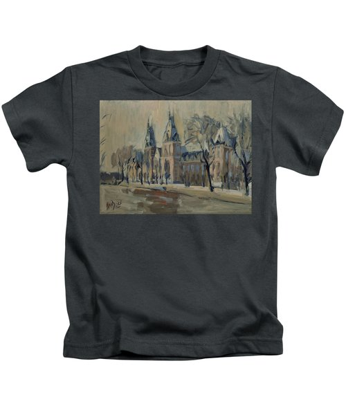 The Rijksmuseum After The Rain Kids T-Shirt